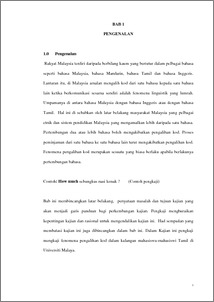 Thesis and dissertation um